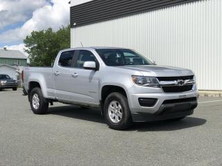 Used 2018 Chevrolet Colorado cabine multiplace 4X4 V6 for sale in Ste-Marie, QC