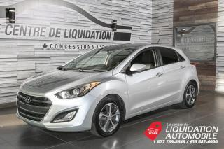 Used 2016 Hyundai Elantra GT GT+MAGS+A/C+NAV+CAM/REC+TOIT+BLUETOOTH for sale in Laval, QC