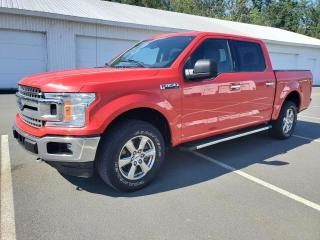 Used 2018 Ford F-150 XTR ,CREW, 4X4, ENS. REMORQUAGE for sale in Vallée-Jonction, QC