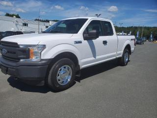 Used 2018 Ford F-150 XL ,SUPER CAB, BTE 6,5P, 4X4 for sale in Vallée-Jonction, QC