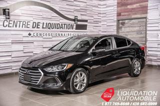 Used 2017 Hyundai Elantra GL+CAM. RECUL+APPLE CARPLAY+AIR. CLIM for sale in Laval, QC