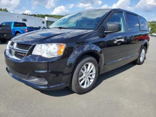 Used 2016 Dodge Grand Caravan SXT PLUS STOW AND GO, DVD, for sale in Vallée-Jonction, QC