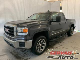 Used 2015 GMC Sierra 1500 4X4 V8 Cuir Mags Marche pieds for sale in Trois-Rivières, QC