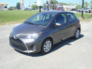 Used 2017 Toyota Yaris Sedan for sale in Thetford Mines, QC