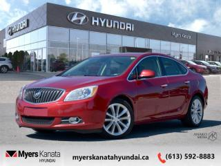 Used 2014 Buick Verano Leather Group  - $94 B/W for sale in Kanata, ON