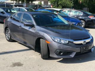Used 2017 Honda Civic EX for sale in Brampton, ON