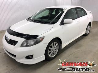 Used 2010 Toyota Corolla S A/c Mags for sale in Shawinigan, QC