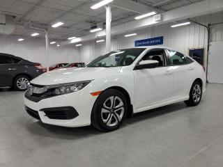 Used 2016 Honda Civic LX for sale in St-Eustache, QC