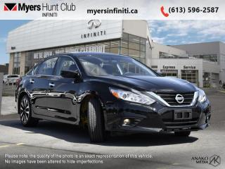 Used 2018 Nissan Altima S  - Bluetooth -  Heated Seats for sale in Ottawa, ON
