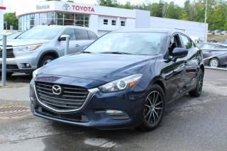 Used 2018 Mazda MAZDA3 GS BA for sale in Shawinigan, QC