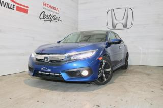 Used 2018 Honda Civic TOURING 4 portes for sale in Blainville, QC
