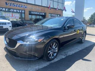 Used 2018 Mazda MAZDA6 GS-L Turbo Auto / NAVIGATION/ POWER SUNROOF for sale in North York, ON