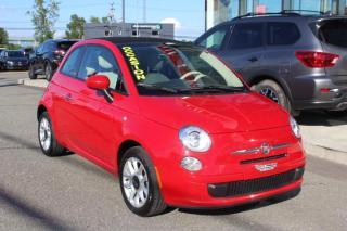 Used 2016 Fiat 500 C Décapotable Pop MAIN LIBRE*A/C*BAS KILOM for sale in Lévis, QC