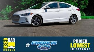 Used 2017 Hyundai Elantra GL for sale in Embrun, ON