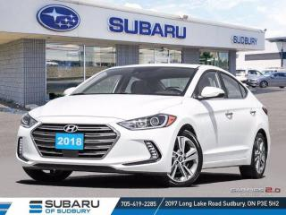 Used 2018 Hyundai Elantra Limited for sale in Sudbury, ON