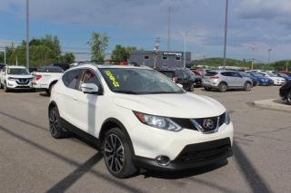 Used 2019 Nissan Qashqai SL AWD TOIT*CUIR*GPS*CAMÉRAS for sale in Lévis, QC