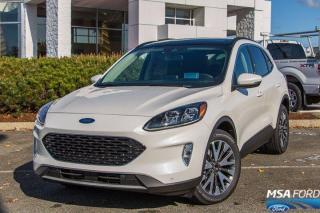 New 2020 Ford Escape Titanium for sale in Abbotsford, BC