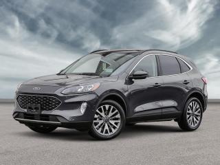 New 2020 Ford Escape Titanium for sale in New Hamburg, ON
