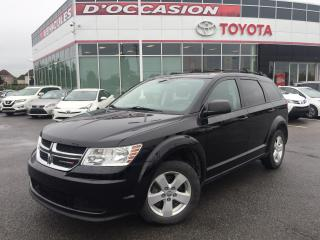 Used 2016 Dodge Journey SE 2X4 **AUTO/AIR/MAGS** 44 418 KM* for sale in St-Eustache, QC