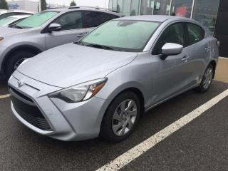 Used 2018 Toyota Yaris **AUTO/AIR/VITRES** SEULEMENT 7 838KM* for sale in St-Eustache, QC
