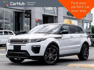 Used 2018 Land Rover Evoque Landmark Special Edition Meridian Sound Panoramic Sunroof for sale in Thornhill, ON
