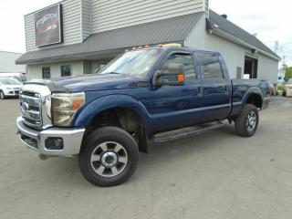 Used 2012 Ford F-250 4 RM, Cabine multiplaces 156 po, XLT for sale in Mirabel, QC