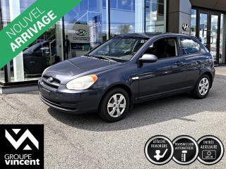 Used 2009 Hyundai Accent GL ** AUTOMATIQUE ** Parfait comme première voiture! for sale in Shawinigan, QC