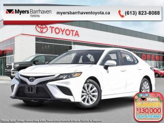 New 2020 Toyota Camry SE  - Paddle Shifters -  Sporty Styling - $212 B/W for sale in Ottawa, ON