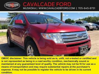 Used 2008 Ford Edge SEL for sale in Bracebridge, ON