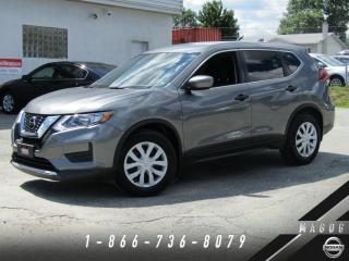 Used 2018 Nissan Rogue S + BAS KILO + SIEGES CHAUFFANTS + CAMER for sale in Magog, QC