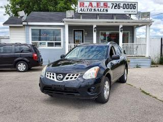 Used 2012 Nissan Rogue SV for sale in Barrie, ON