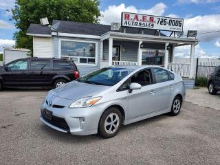 Used 2015 Toyota Prius for sale in Barrie, ON