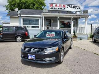 Used 2014 Volkswagen Passat COMFORTLINE for sale in Barrie, ON