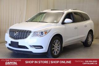 Used 2016 Buick Enclave Leather AWD*SUNROOF* for sale in Regina, SK