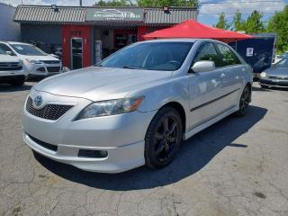 Used 2009 Toyota Camry 2009 TOYOTA CAMRY SE**FINANCEMENT 100% A for sale in Lemoyne, QC
