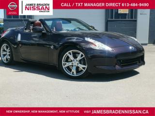 Used 2011 Nissan 370Z Touring w/Black Top for sale in Kingston, ON