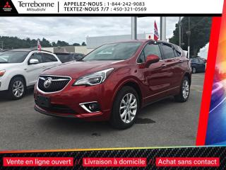 Used 2019 Buick Envision PREFERRED ***AWD*** CUIR/TISSUS for sale in Terrebonne, QC