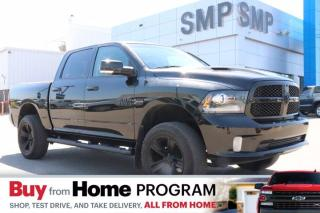 Used 2018 RAM 1500 Night Edition, Lift Kit, Heated / Vented Leather, Remote Start for sale in Saskatoon, SK