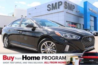 Used 2018 Hyundai Sonata Sport - Sunroof, Remote Start, Back Up Camera for sale in Saskatoon, SK