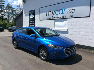 Used 2018 Hyundai Elantra GL HEATED SEATS, ALLOYS, BACKUP CAM!! for sale in Richmond, ON