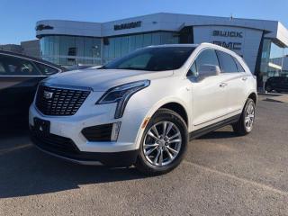 New 2020 Cadillac XT5 Premium Luxury AWD for sale in Winnipeg, MB