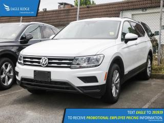 Used 2019 Volkswagen Tiguan Trendline for sale in Coquitlam, BC