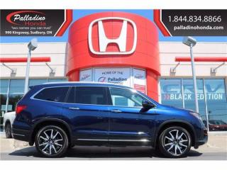 Used 2020 Honda Pilot Touring 7-Passenger-AWD-LOADED for sale in Sudbury, ON