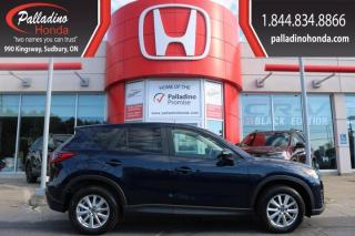 Used 2016 Mazda CX-5 GS-CLEAN-CERTIFIED-NO ACCIDENTS-AWD for sale in Sudbury, ON