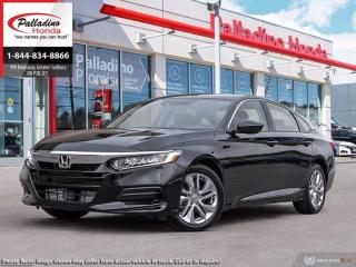 New 2020 Honda Accord Sedan LX for sale in Sudbury, ON