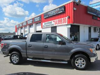 Used 2010 Ford F-150 XLT $13,995+HST+LIC FEE / CLEAN CARFAX / CERTIFIED / 4x4 for sale in North York, ON
