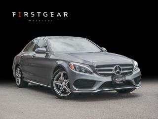 Used 2017 Mercedes-Benz C-Class C 300 | 4 MATIC PREMIUM SPORT | NAV | BACK UP |PRICE TO SELL for sale in Toronto, ON