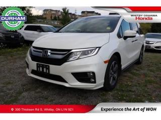 Used 2019 Honda Odyssey EX for sale in Whitby, ON