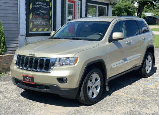 Used 2011 Jeep Grand Cherokee Laredo for sale in Tiny, ON