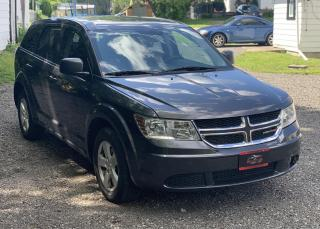 Used 2015 Dodge Journey Canada Value Pkg for sale in Tiny, ON